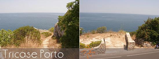 Salento case vacanze al mare case vacanza tricase porto for Appartamenti arredati in affitto bari